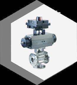 Micro Pneumatics - Valves, Actuators Manufacturer & Designer